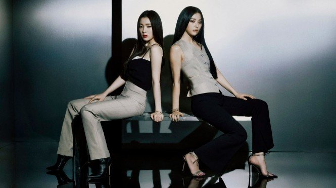 Irene dan Seulgi Red Velvet
