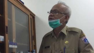 Kepala Suku Dinas Kependudukan dan Pencatatan Sipil Jakarta Selatan, Abdul Haris