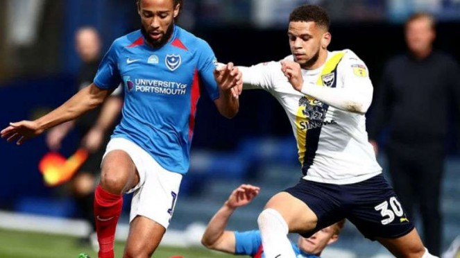 Duel Oxford United vs Portsmouth