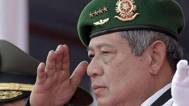 VIVA Militer: Jenderal TNI (HOR) (Purn.) Prof. Dr. H. Susilo Bambang Yudhoyono (