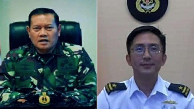 VIVA Militer: Video Conference KSAL Dengan RSN