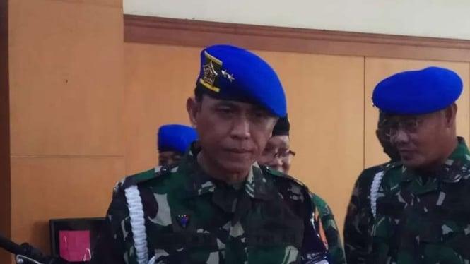 VIVA Militer : Danpuspom TNI Mayjen. Eddy Rate Muis