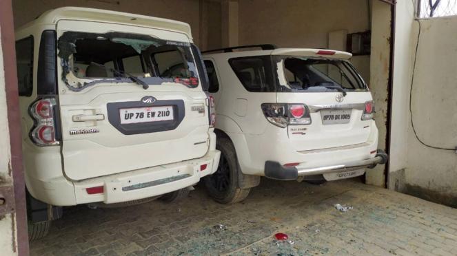 Koleksi mobil Vikas Dubey, gangster India yang lebih kejam dari John Kei