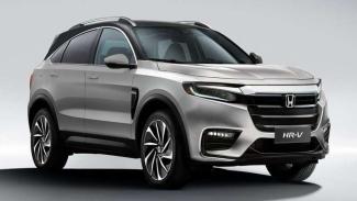 Desain Honda HR-V baru