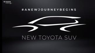 Gambar penggoda mobil baru Toyota