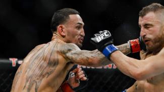 Duel Max Holloway versus Alexander Volkanovski di UFC 245
