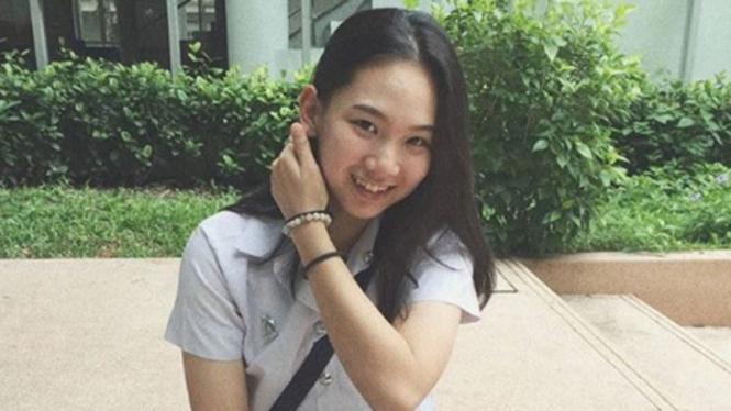Tunggal putri Thailand, Pornpawee Chochuwong.