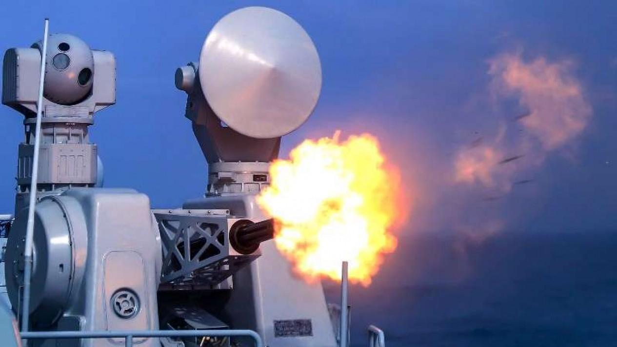 VIVA Militer: Kapal perang China.