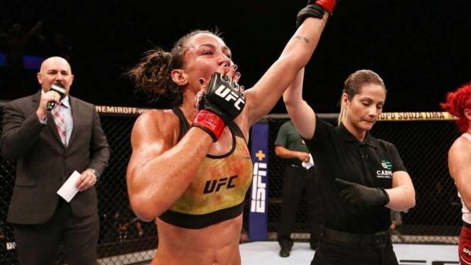 Petarung UFC, Amanda Ribas