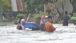 Banjir di Luwu, Sulawesi Selatan