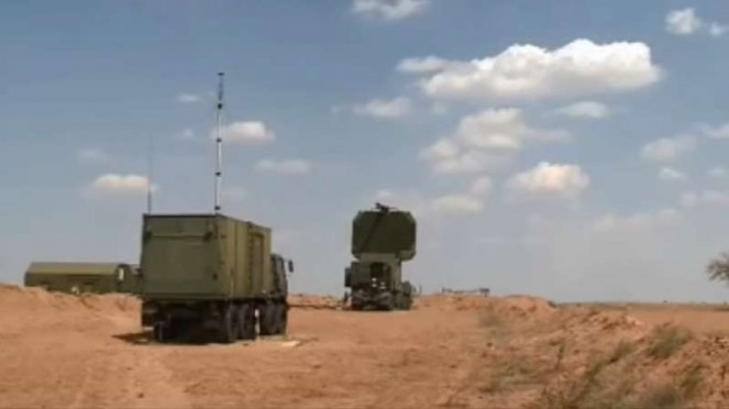 VIVA Militer: Rudal anti-peawat S-400 Rusia.