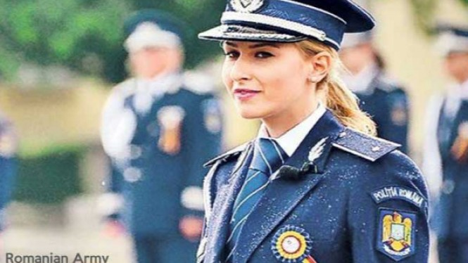 Tentara Wanita Rumania