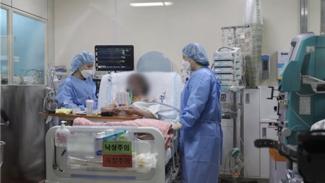 Transplantasi Paru-paru Pertama Pasien Corona di Korsel Berhasil