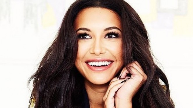 Bintang Glee, Naya Rivera.