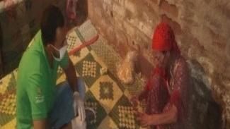 Fadia, dikurung kakaknya selama 22 tahun di kamar kotor.