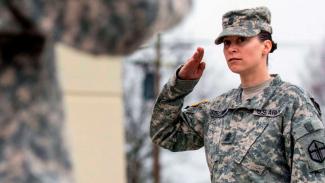 VIVA Militer: Prajurit Wanita Amerika Serikat