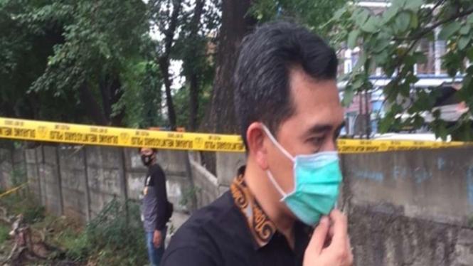 Kasat Reskrim Polres Jakarta Selatan, AKBP Irwan Susanto