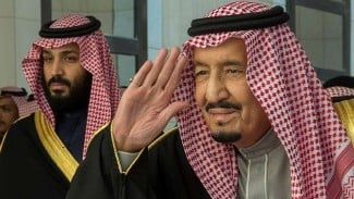 VIVA Militer : Raja Salman dan Pangeran Mohammad bin Salman