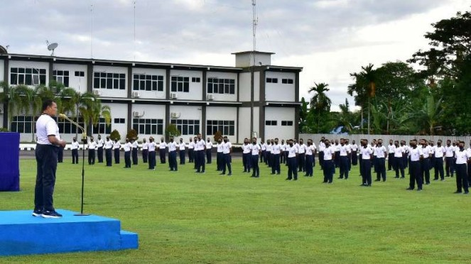 VIVA Militer : Kepala Staf Angkatan Laut (KSAL) Laksamana TNI Yudo Margono