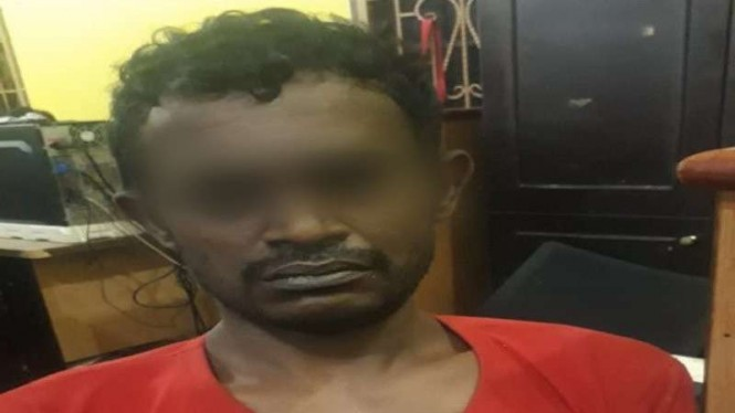 Pelaku pencurian di Medan Sumut