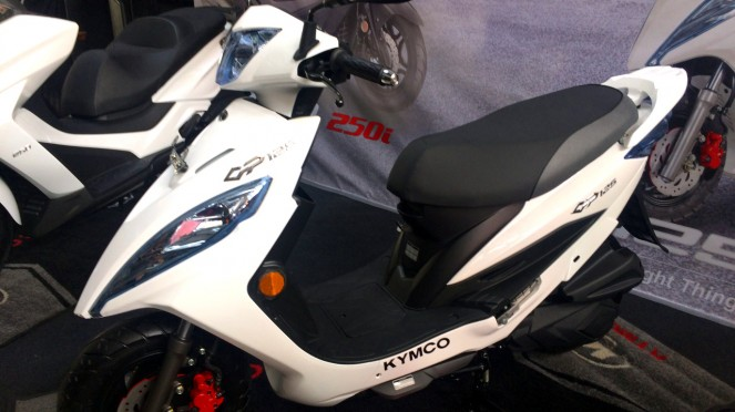 Kymco GP 125