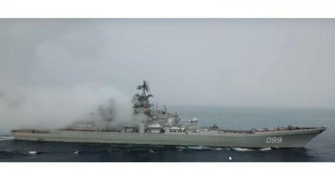 VIVA Militer : Kapal Perang Angkatan Laut Rusia