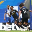 VIDEO: Brighton Vs ManCity, Sterling Bikin Hattrick Ajaib