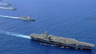 VIVA Militer: Armada Angkatan Laut Amerika Serikat di Laut China Selatan