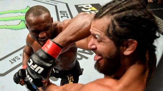Pertarungan UFC 251, Kamaru Usman vs Jorge Masvidal