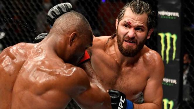 Pertarungan UFC 251, Jorge Masvidal vs Kamaru Usman
