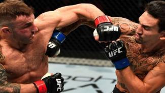 Pertarungan antara Max Holloway vs Volkanovski