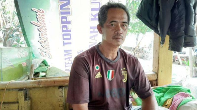 Pemilik warung kopi dekat penemuan mayat Editor Metro TV, Bang Amir.