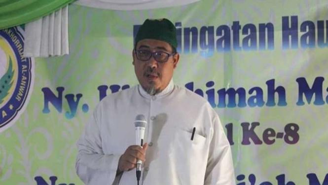 KH Majid Kamil atau Gus Majid, putra keempat Mbah Moen meninggal dunia