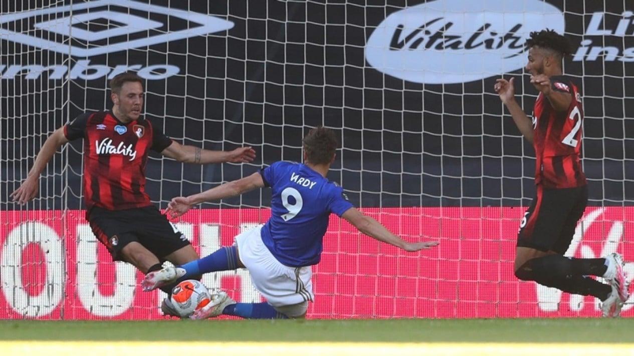 Pertandingan Bournemouth vs Leicester City