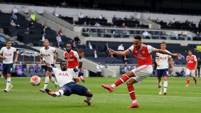 Pertandingan Tottenham Hotspur vs Arsenal
