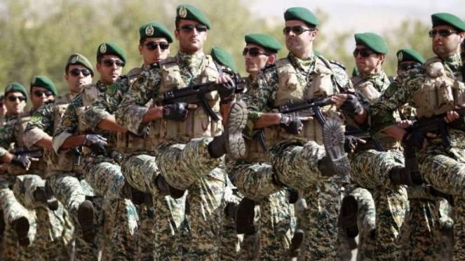 VIVA Militer: Pasukan Garda Revolusi Iran (IRGC)