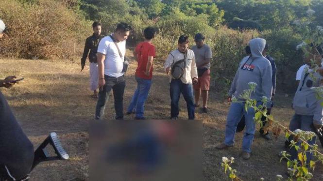 Pelaku pembunuhan terhadap Kanit Reskrim Polsek Utandi Sumbawa, tewas ditembak.