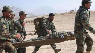 VIVA Militer: Tentara Afghanistan.