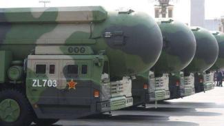VIVA Militer: Rudal balistik antarbenua nuklir China, Dongfeng DF-41