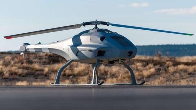 VIVA Militer: UAVSKELDAR V-200, Drone Canggih Buatan Perancis