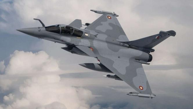 VIVA Militer: Pesawat Jet Tempur Dassault Rafale