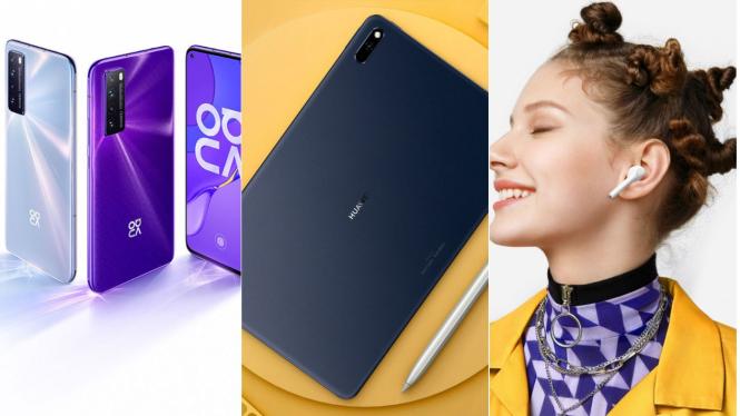Peluncuran 3 produk baru Huawei di Indonesia