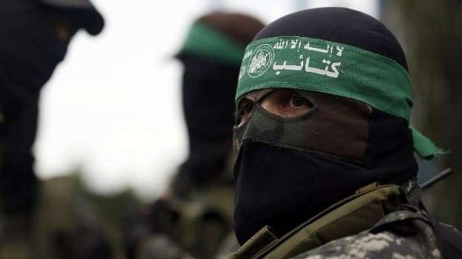 VIVA Militer: Tentara Hamas Palestina