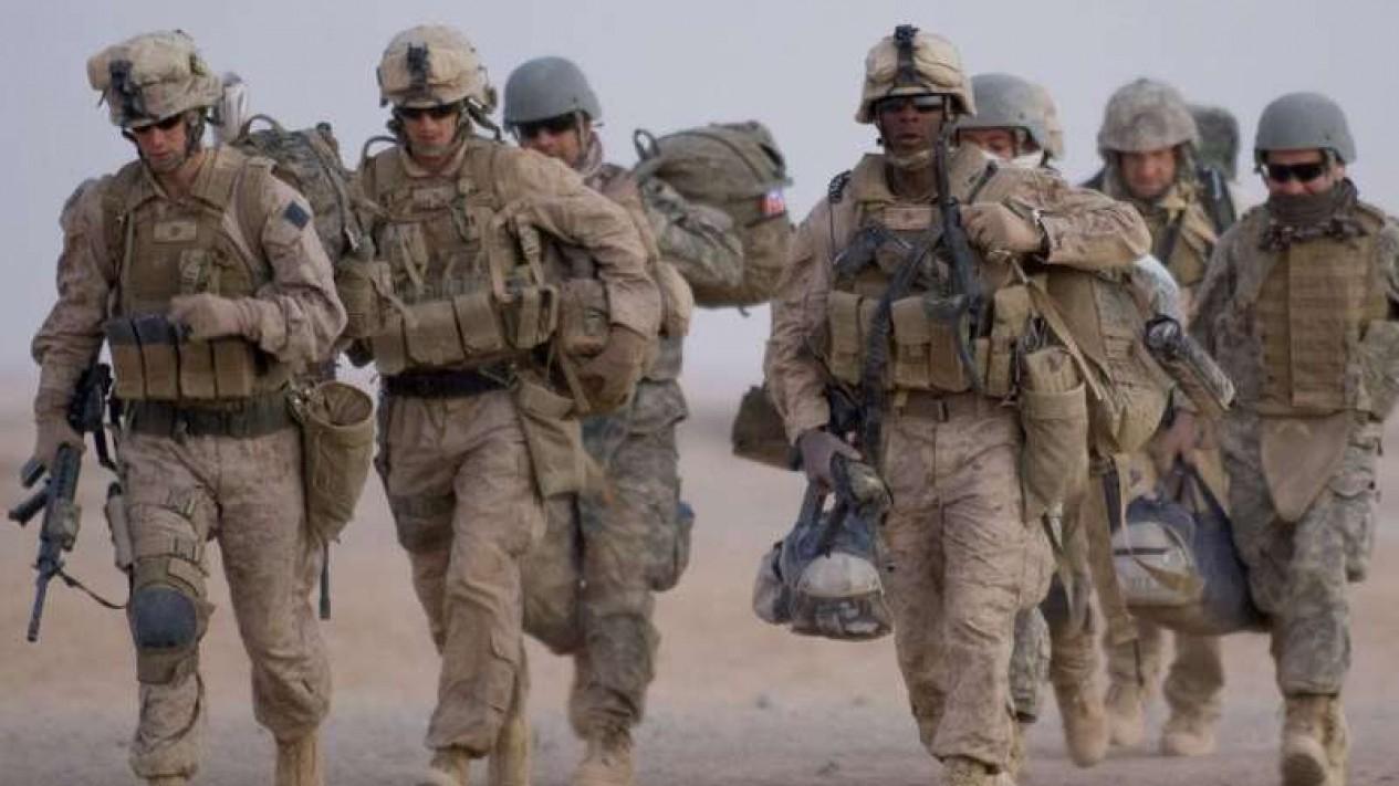 VIVA Militer: Tentara Amerika Serikat (AS) di Afghanistan