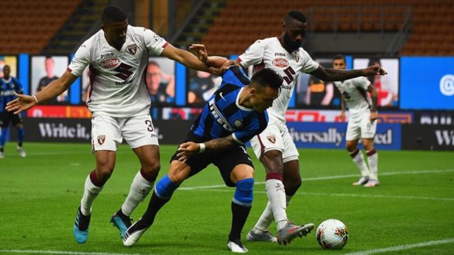 Pertandingan Inter Milan vs Torino