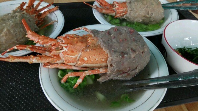 Bakso Lobster