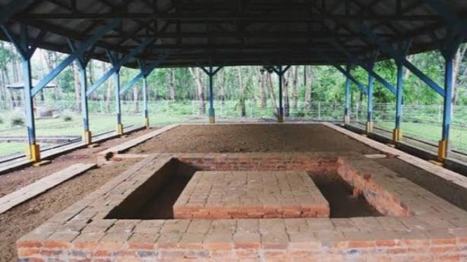 Candi Padang Roco, Peninggalan Kerajaan Melayu di Dharmasraya