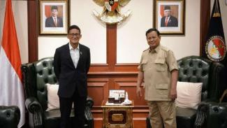 Sandiaga Jadi Tim Pemenangan Menantu Jokowi di Pilkada Medan