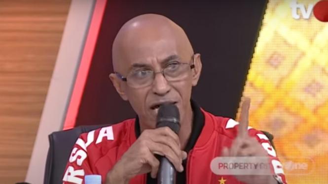 Komisaris Ancol, Geisz Chalifah