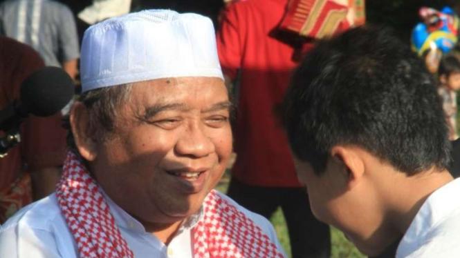 Ketua Umum LDII Abdullah Syam (semasa hidup)